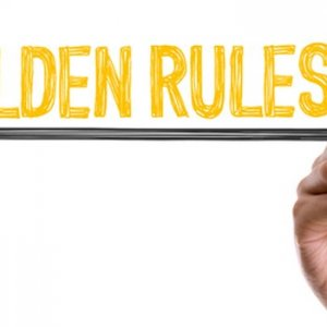 Supply Chain KPIs Golden Rules